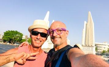 Gay Tourists spend holidays to Vietnam