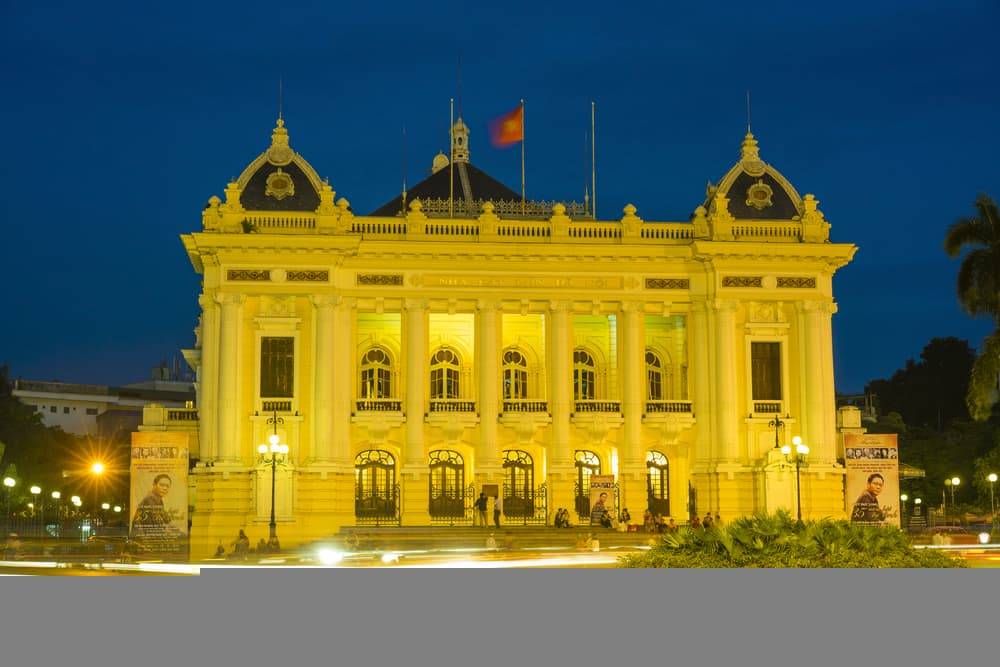 Opera-House-the-capital-of-vietnam